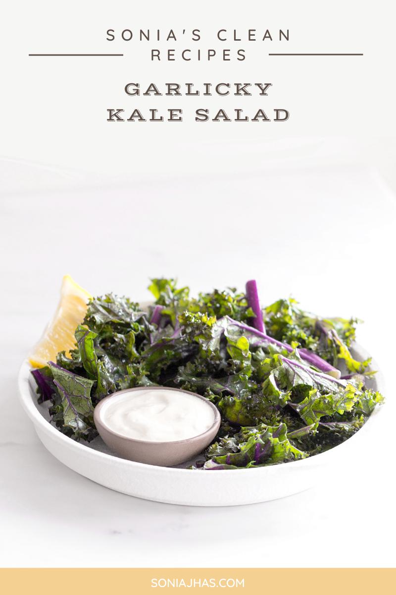 garlic-kale-salad-recipe-sonia-jhas