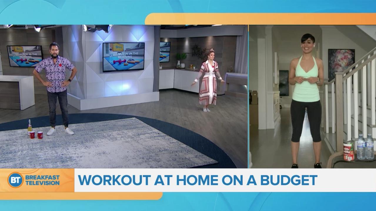 BT workout on a budget